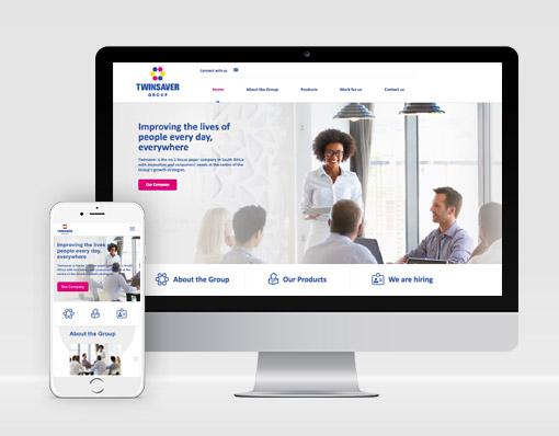 Ethical branding and website design bespoke website-option image