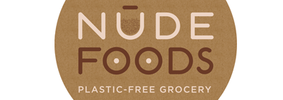 Ethical Branding and Website design - Nude Foods