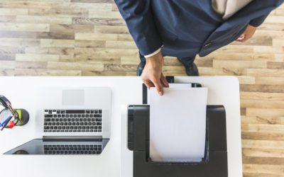 Switching to eco-friendly printing and 7 ways to make your office more sustainable